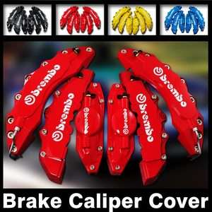 2010 Ford Mustang V6 Brembo Style Brake Caliper Covers