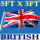 3FT UNION JACK Flag UK Great Britain British National Sport Olympic