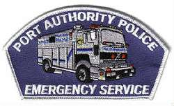 Port Authority of New York and New Jersey Police Department