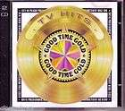 Music Good Time Gold TV HITS Collection Various 2003 Oop 2CD 70s Songs