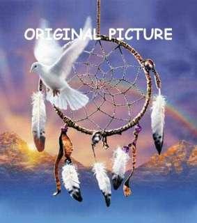 Dove Dream Cross Stitch Pattern Native American