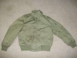 jacket flyers high temp cold weather size large long