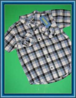 US/CAN free ship) NWT western GYMBOREE dressy shirt top BOYS toddler