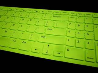 color Keyboard Skin Cover Protector for Dell inspiron 15R / N5110