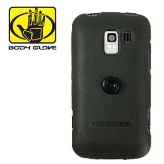 BodyGlove Rubber Hard Shell Cover Case For LG Enlighten Optimus Slider