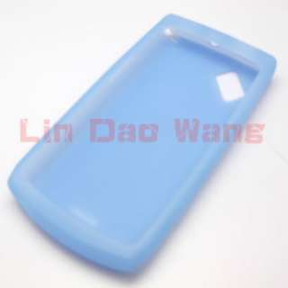 New Silicone Case Cover Pouch For Samsung Wave II S8530