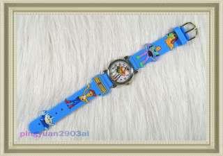 TOY STORY Disney Pixar Buzz Woody Watch Child Boy Wrist Xmas CTS