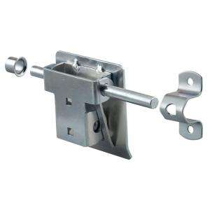 Prime Line Garage and Shed Latch, Tamper Proof, with Fastners, Heavy