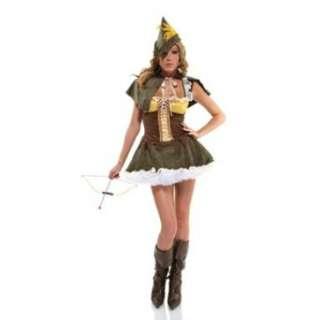 Forplay Sexy Robin Hood Costume   Sassy Swindler