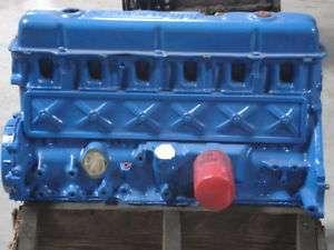 Ford 6 Cylinder 9126 Rebuilt forklift engine