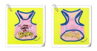 SALE t shirt, vest, Cartoon, dog pet clothes FREE POST