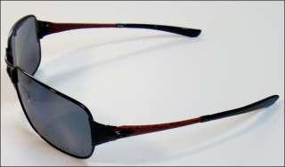 Oakley Impatient Sunglass Polarized Polished Black/Grey
