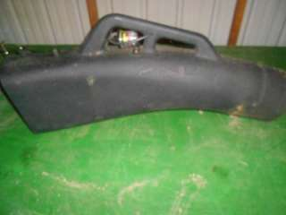 JOHN DEERE BAGGER CHUTE FOR JD GT235 LAWN AND GARDEN TRACTOR NO