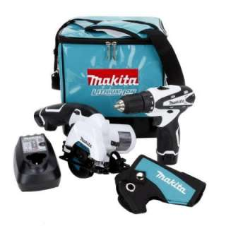 12 Volt Max Lithium Ion 2 Tool Combo Kit LCT208W