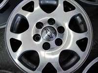 01 06 Chevy Tahoe Z71 Factory 17 Wheels OEM Rims 5117 Silverado 1500
