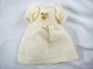 Antique Composition Baby With Dress, Bonnet, Slip, Booties/Shoes
