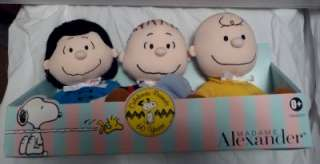 The Peanuts Gang is here Charlie Brown, Lucy and Linus are included