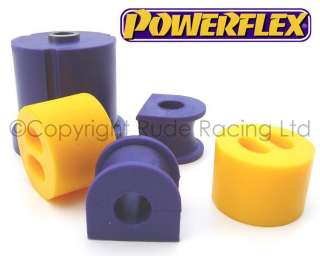 Powerflex Full Bushes Kit Vauxhall/Opel Vectra B + GSi