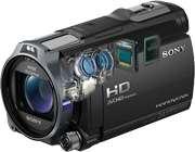 Sony Handycam HDR CX760V 96GB 1080p HD Video Camera Camcorder Black