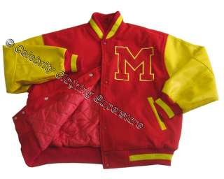 jackson thriller varsity jacket/MJ Thriller Varsity Jacket.