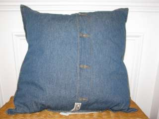 Ralph Lauren UNIVERSITY Denim Full Queen Comforter