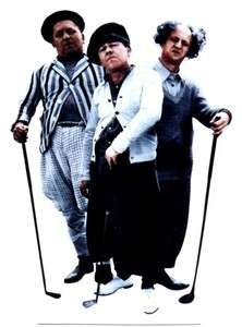 THREE STOOGES Cardboard CUTOUT LIFE SIZE Standup NEW