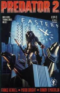 Predator 2 Comic Book #2, Dark Horse 1991 NEAR MINT