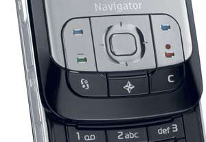 Das Nokia 6110 Navigator ist das erste speziell für den