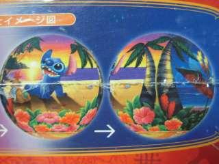 Lilo & Stitch 3D jigsaw puzzle 240 piece Disney Hawaii