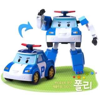 Robocar Poli ransforming Robo Korean animaion academy oy |