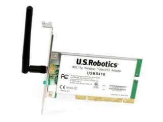 US Robotics 5416 Wireless Turbo PCI Adapter