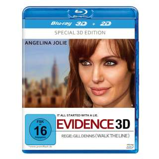 Angelina Jolie   3D Blu Ray / 3D Active   BRAND NEW