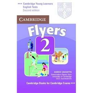 Cambridge Young Learners English Tests Flyers 2 Audio