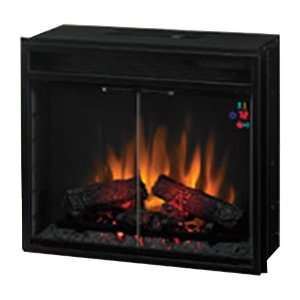 Classic Flame 23EF025GRA 23 Inch Advanced Electric Fireplace Insert