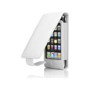 Cygnett Glam Patent Leather Case (White) for iPhone 3G 3GS