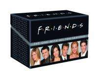 Friends   Series 1 10   Complete DVD 2004 7321900593762