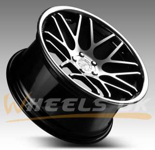 20 VERTINI MAGIC CONCAVE ALLOY WHEELS BMW 3,5,6,7