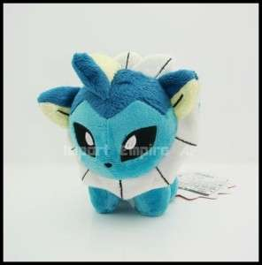 POKEMON VAPOREON PELUCHE center plush eevee espeon doll