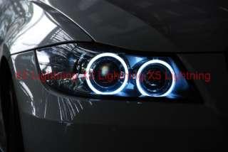 BMW E90 E91 325i 328i 335i WHITE ANGEL EYES LED HALO