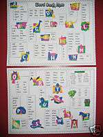Teaching Resources   Word Bank Mat. (Dictionary)