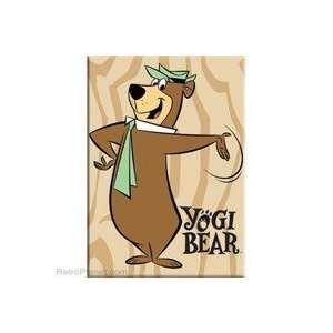 Hanna Barbera Yogi Bear Magnet 26670BP