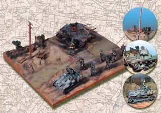 Mirage Hobby ★DIORAMA RUSSIA, SMOLENSK 1941★ Scale 1:35