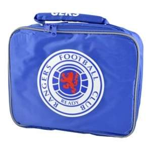 Glasgow Rangers OFFICIAL Insulated School Lunch Bag Box