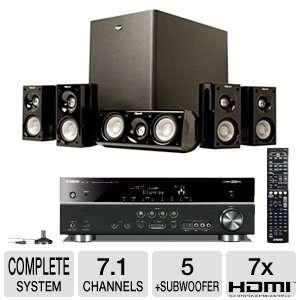 Klipsch HD500 Home Theater Speaker System Bundle