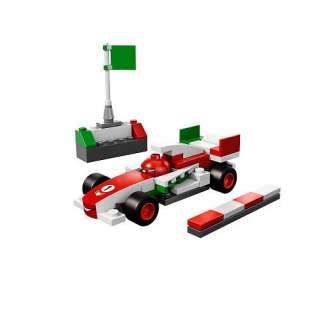 LEGO Disney Pixar Cars 2 Francesco Bernoulli (9478)   LEGO   Action