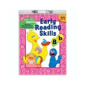Early Reading Skills (Sesame Street) (9781586109851
