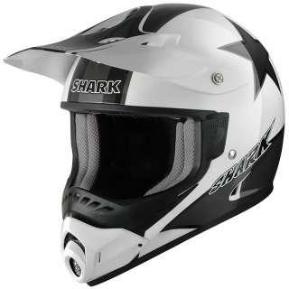 SHARK SX1 ASTRA MX ENDURO DIRT BIKE OFF ROAD MOTO X MOTOCROSS CRASH