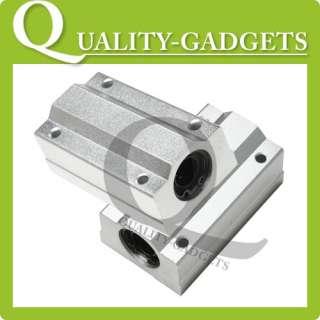 CNC DIY Units SC16LUU Linear Ball Slide Bearing Block 16mm For Milling