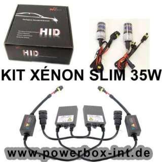 HID Xenon KIT Slim Line, H1 H3 H7 p. ex. Audi A3