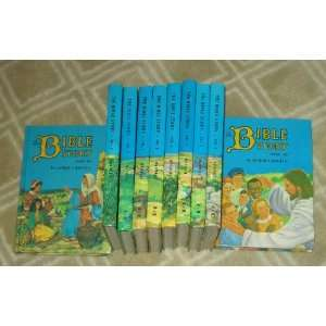 BIBLE STORY, THE, Ten (10) Volume Set Books